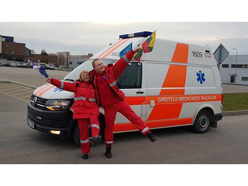 vaistai nuo hipertenzijos greitosios pagalbos automobilyje