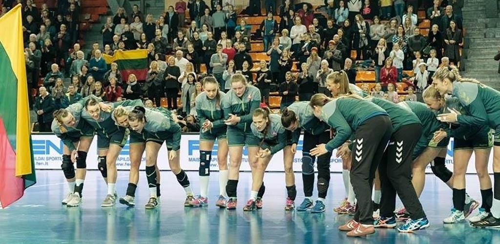 Lietuvos moterų rankinio rinktinė sužaidė lygiosiomis su Turkija