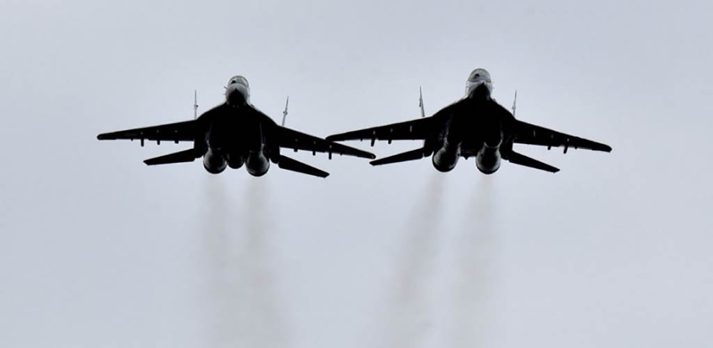 Ukraina ruošiasi didžiausioms savo tarptautinėms aviacijos pratyboms