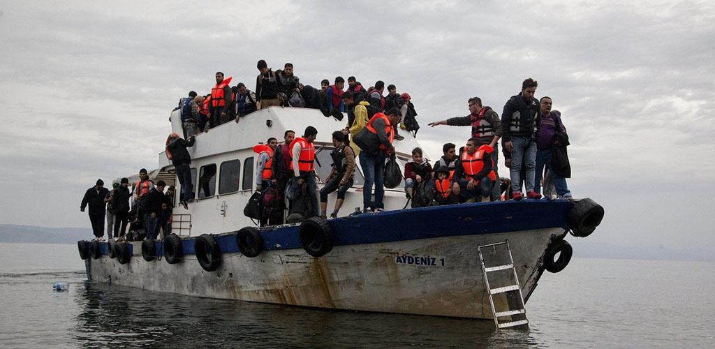 Graikija žada perkelti 2 tūkst. migrantų iš perpildytos stovyklos