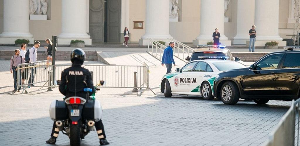 Eismo ribojimai popiežiaus vizito metu: išgelbės telefonas?