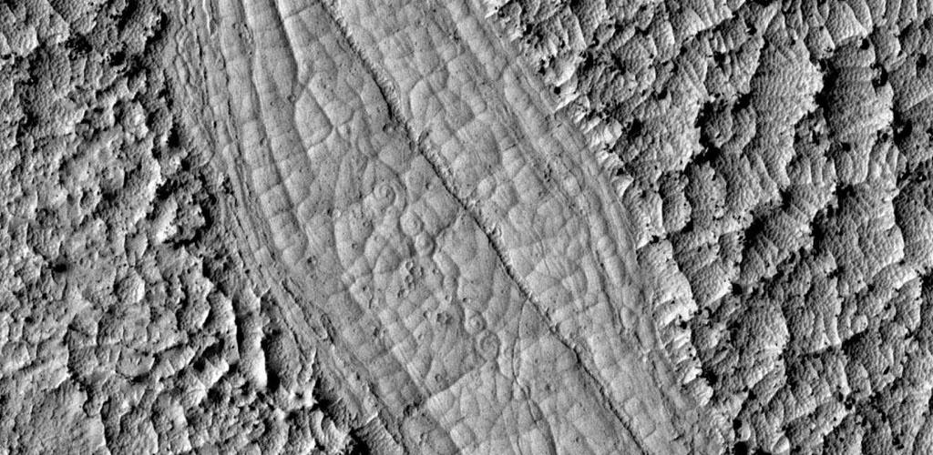 Surastas paskutinis Marso vandenynas