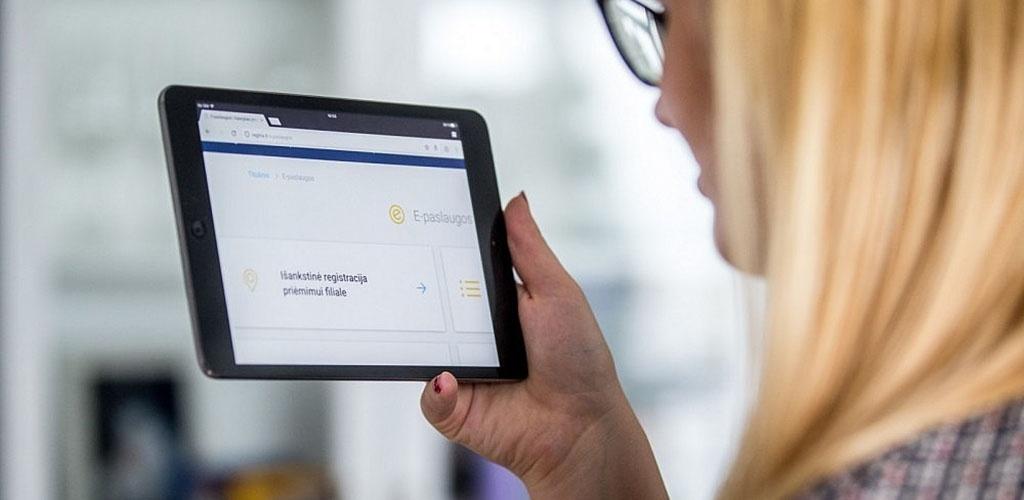 """Jei norite taupyti savo laiką – į """"Regitros"""" padalinį užsiregistruokite internetu"""