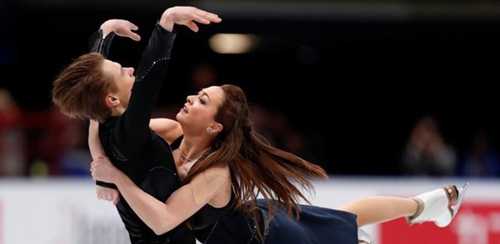 Allison Reed ir Saulius Ambrulevicius varžybose Budapešte iškovojo antrąją vietą