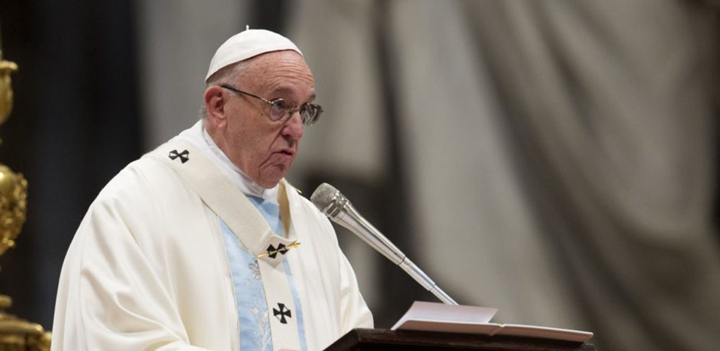 Kovą popiežius lankysis Maroke