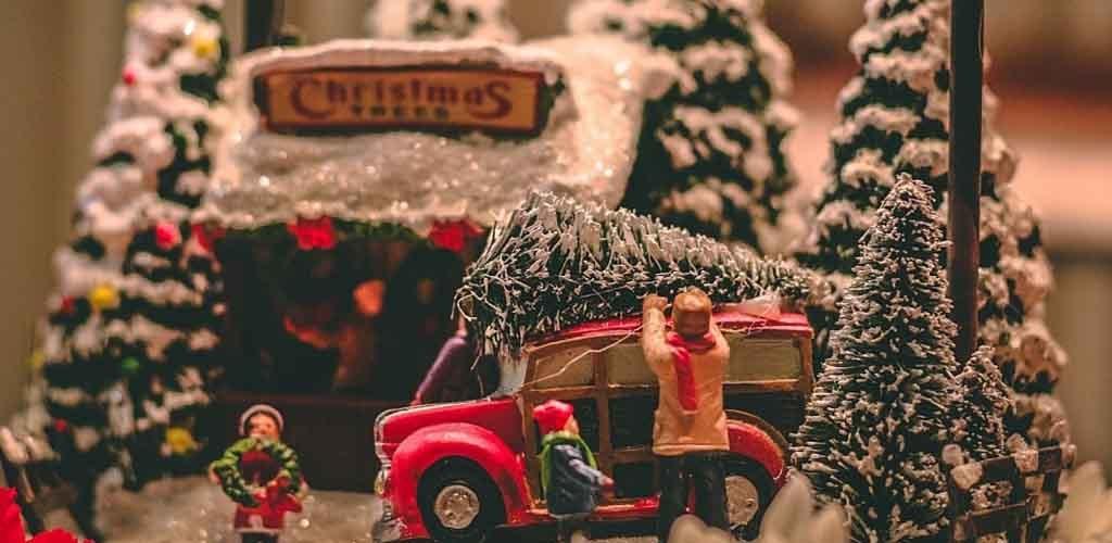 Lietuviai po truputį ruošiasi Kalėdoms
