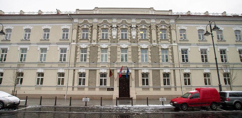 Seniūnijos savivaldybėse turėtų būti steigiamos savivaldybių tarybų iniciatyva – VRM