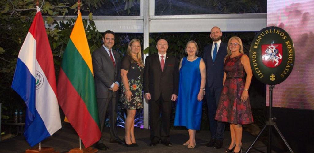 Paragvajuje atidarytas pirmasis Lietuvos garbės konsulatas