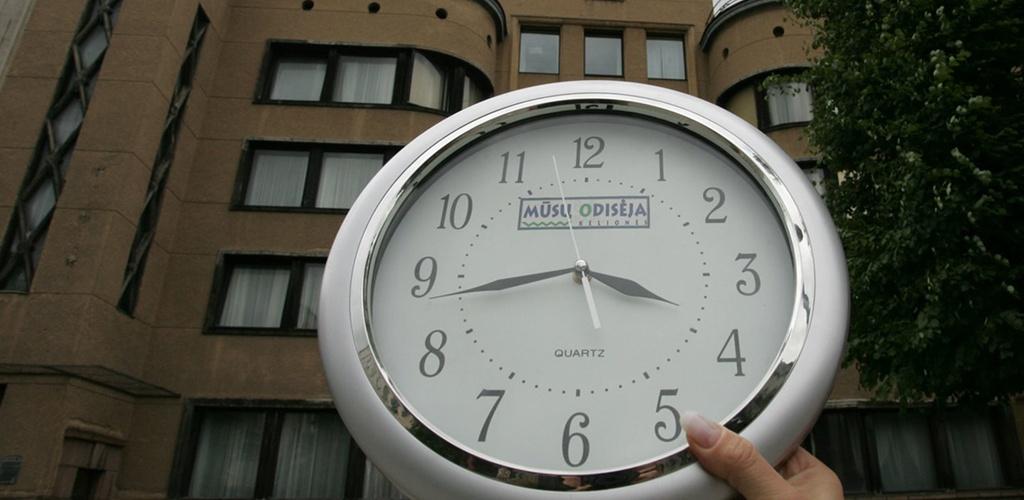 EP pritarė pasiūlymui laikrodžių nebesukioti nuo 2021 metų
