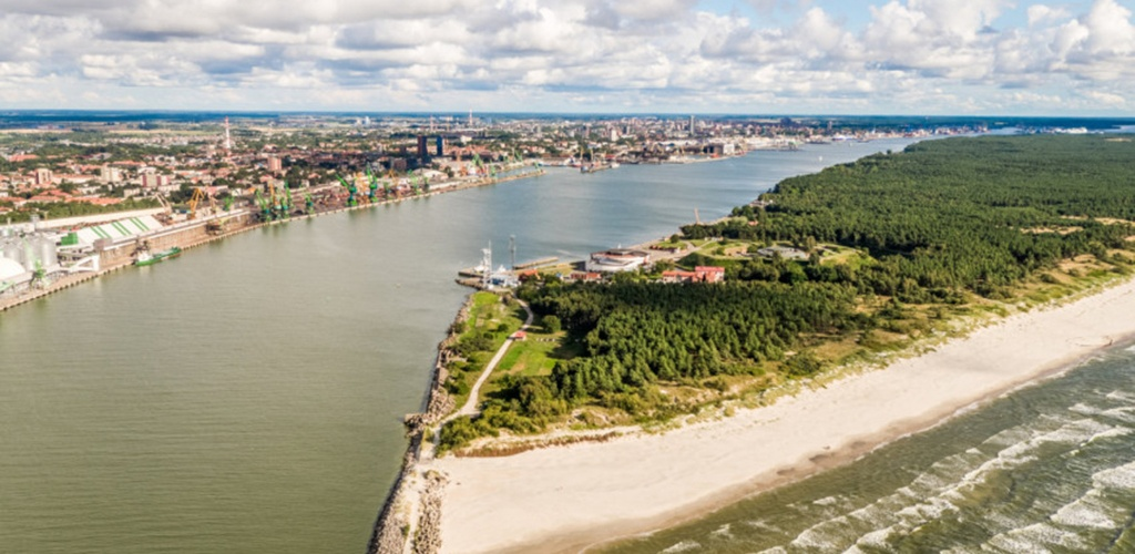 Klaipėdos uoste lokalizuota tarša