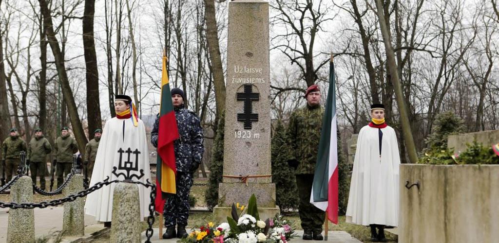 Klaipėdoje minimos 95-osios prijungimo prie Lietuvos metinės