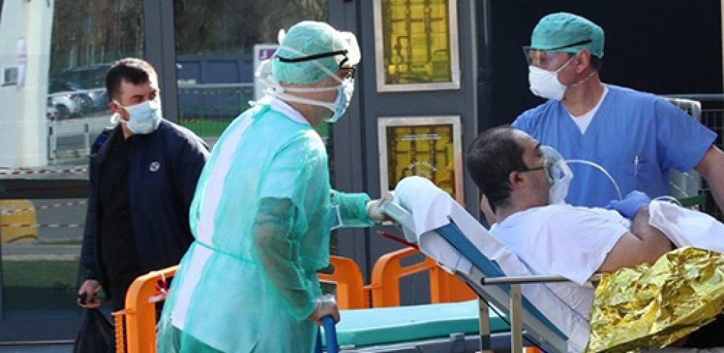 JAV užsikrėtusiųjų koronavirusu skaičius viršijo 13 milijonų