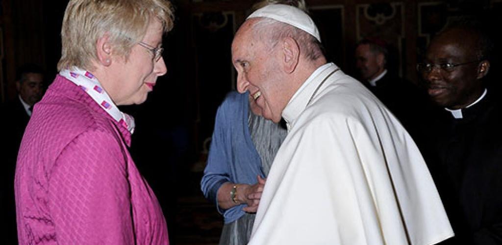 M. Wijlens: per visus, ne tik per vyskupus, veikia Šventoji Dvasia