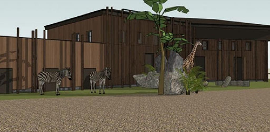 Išjudinta Lietuvos zoologijos sodo rekonstrukcija: gyvūnai gyvens daug erdviau