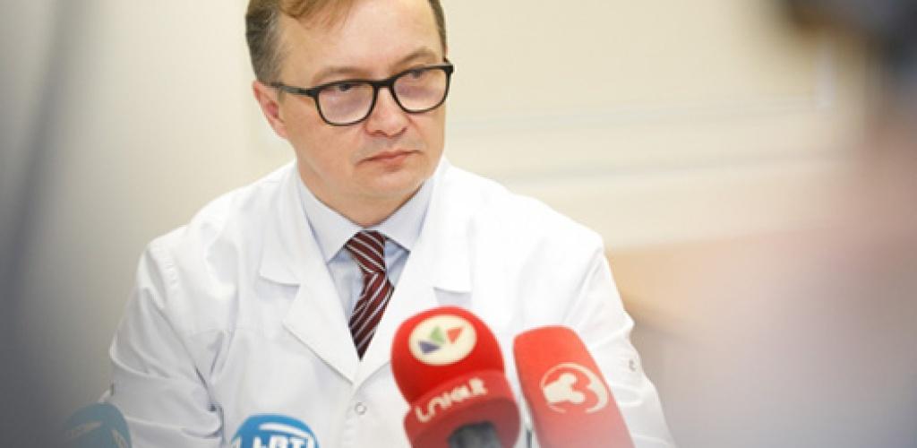 Siekiant išvengti medikų klaidų reikia palankesnio teisinio reguliavimo – R. Jurkevičius