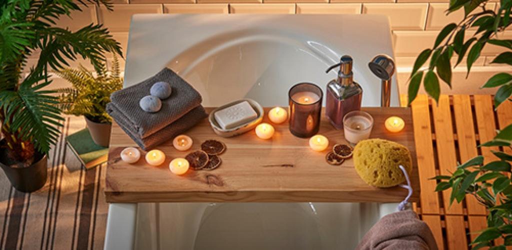 SPA ritualai namuose – puikus būdas pasilepinti