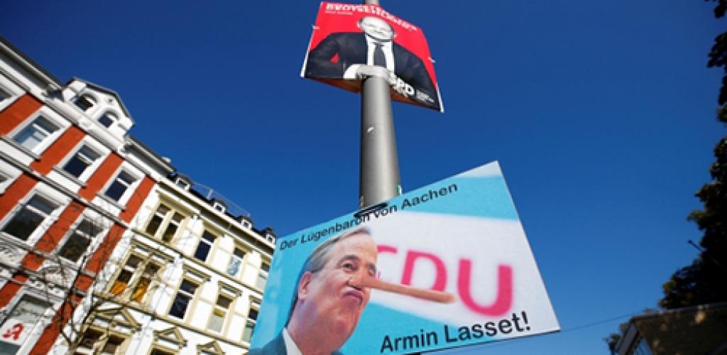Vokietijos parlamentas bus išrinktas pagal painią mišrią sistemą