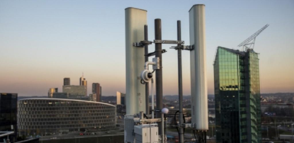 Paskelbtas pirmasis 5G ryšio aukcionas