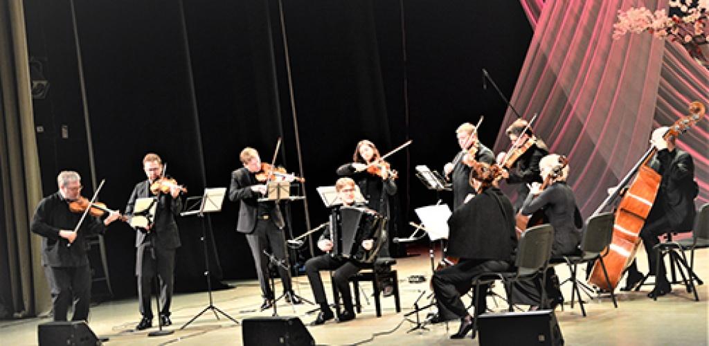 """Nuskambėjo festivalio koncertas """"Kremerata Lituanica"""""""