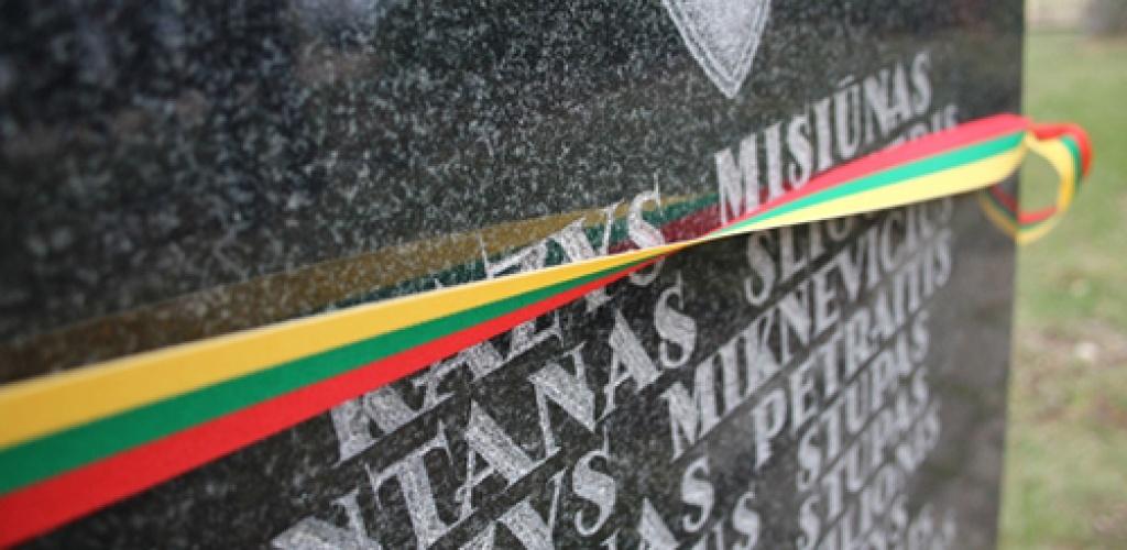 Genocido centre bus kuriamas Partizanų paieškos ir identifikavimo skyrius