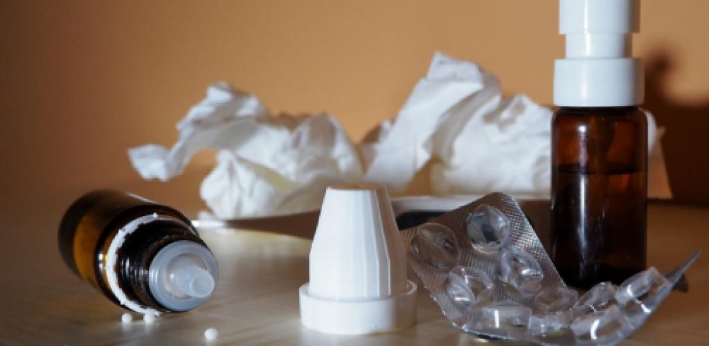Sergamumas gripu ir peršalimo ligomis po truputį mažėja – NVSC