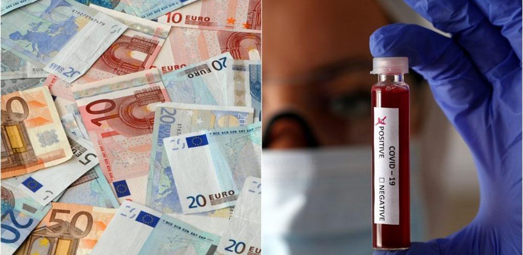 COVID-19 fonde – 0,6 mln. eurų