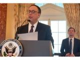 Į Lietuvą atvyko paskirtasis naujasis JAV ambasadorius R. Gilchristas