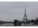 Dėl streiko uždarytas Eiffelio boštas