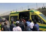 Egipto pietuose per avariją greitkelyje žuvo 13 žmonių