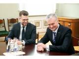 G. Nausėda nusprendė neskirti L. Savicko ekonomikos ministru dėl patirties trūkumo