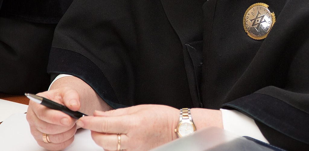 Minint advokatūros dieną Vilniaus centre vyks advokatų eisena