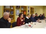 Diskutuota su kultūros centrų atstovais