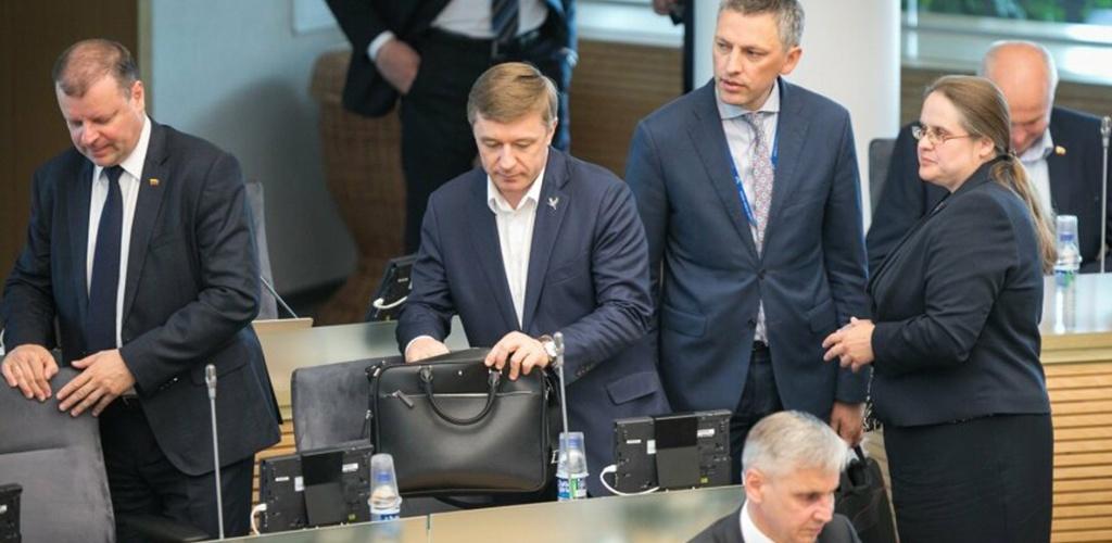 Pataisos dėl mažesnės rinkimų kartelės Seimo rinkimams – nukeltos