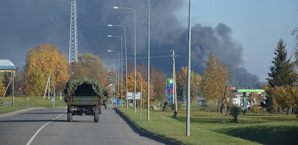 Vyriausybė skyrė 58 tūkst. eurų žalą dėl gaisro patyrusiam Alytaus rajonui
