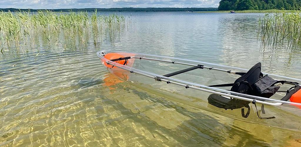 Amerikoje pamatyta naujovė prigijo ir Lietuvoje: poilsiautojai pamėgo perregimas valtis