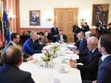 Telšių apskrities merai susitiko su LR Prezidentu