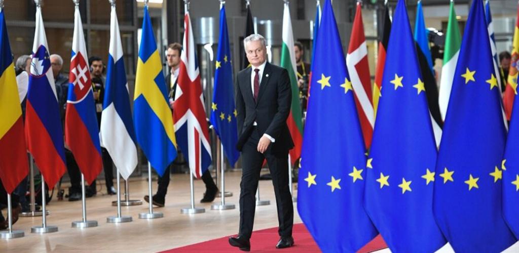 """G. Nausėda: nepaisant """"Brexit'o"""" susitarimo, visi galvoja apie planą B"""